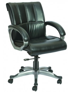 Mid Back Revolving Chair - Romeo