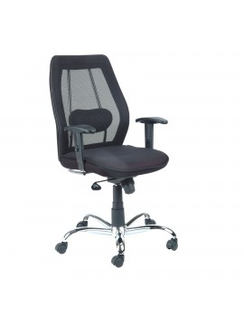 Mid Back Revolving Chair Mesh/Net Back - Net Chair
