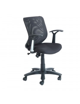 Low Back Mesh Net Chair - Net Ergo