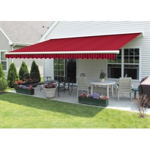 Awnign - Terrace Awning Retractable and Expandable