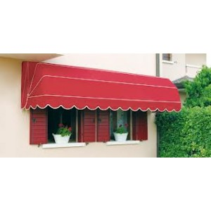 Awning Window Dutch Cap Type