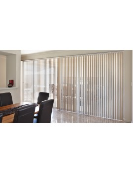 Vertical Window Blinds.